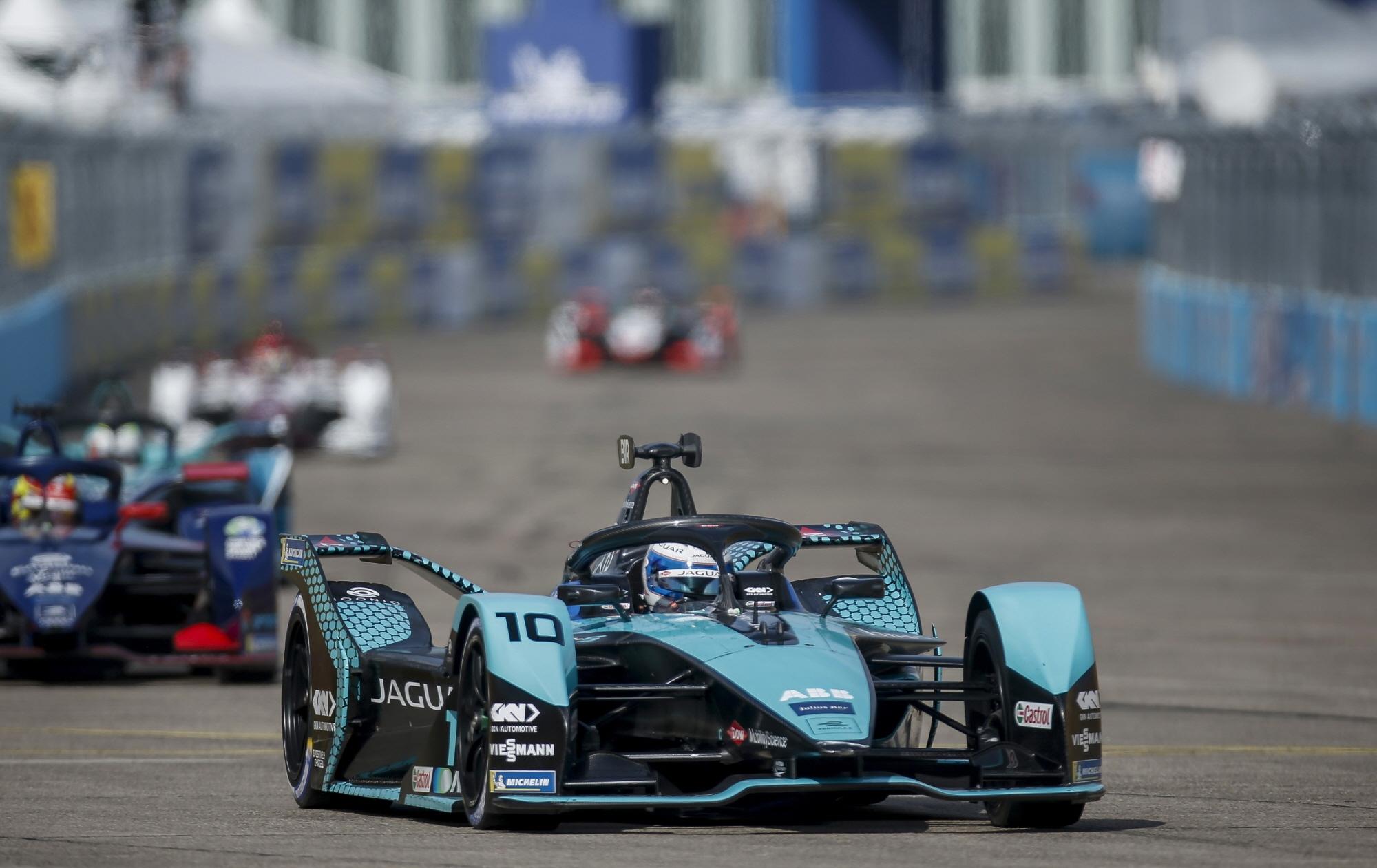 재규어, ABB FIA 포뮬러 E 월드 챔피언십 준우승