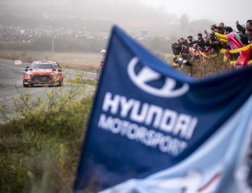 현대차, WRC, WTCR, PURE ETCR 대회에서 동시 우승 석권